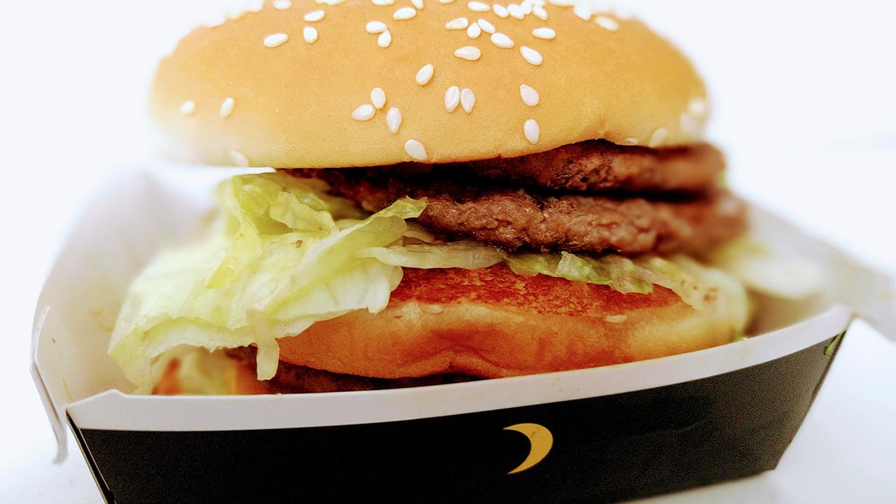 【食事制限解除】出産直前にUber Eatsでマクドナルドを注文してみた!